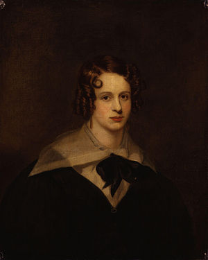 Felicia Hemans - Image: Unknown woman, formerly known as Felicia Dorothea Hemans from NPG