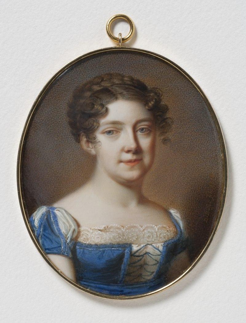 Unknown woman (Giovanni Domenico Bossi) - Nationalmuseum - 24807.tif