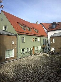 Unterer Graben in Ingolstadt