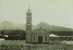 Iglesia Parroquial De Ushuaia Wikipedia La Enciclopedia