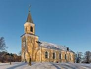 Utö kyrka January 2013
