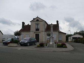 Uzan, Pyrénées-Atlantiques - Town hall