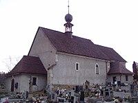 Václavice - kostel sv.Václava2.JPG
