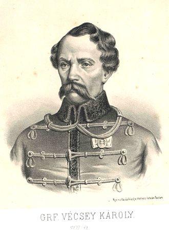 Károly Vécsey - Károly Vécsey