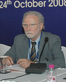 V.G. Kadyshevsky in New Delhi on October 24, 2008.jpg