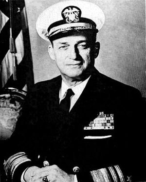 Charles L. Melson - Image: VADM Charles L. Melson