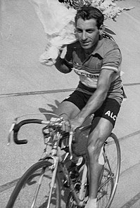 Vincent Vitetta French cyclist