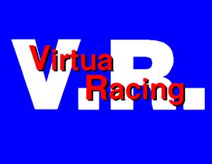 Virtua Racing - Image: VR Logo