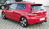 VW Golf VI GTI rear 20090408.jpg