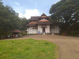 Vadakkunnathan Temple murals