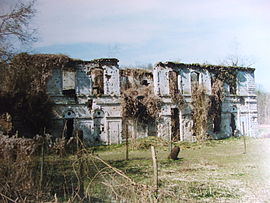 Ruins of Valsery Abbey