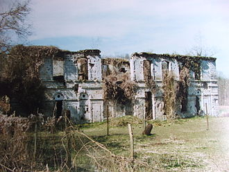 Cœuvres-et-Valsery - Ruins of Valsery Abbey