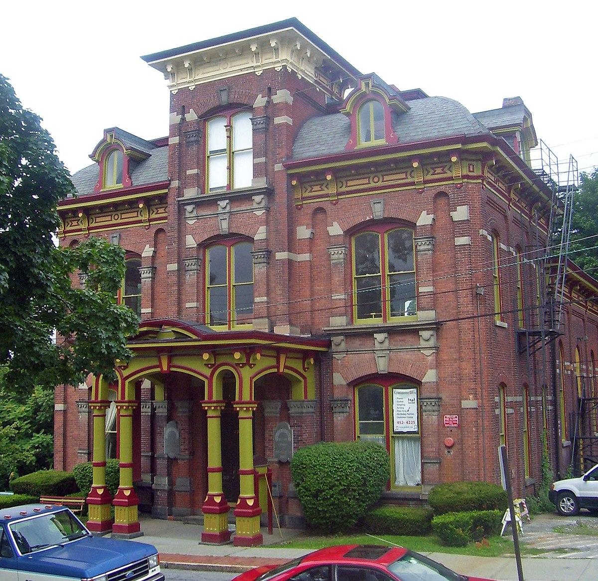 Vassar Institute