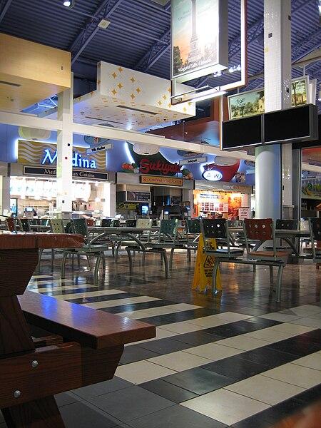 Vaughan Mills Food Court Stores