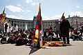 Vienna 2012-05-26 - Europe for Tibet Solidarity Rally 004 Tibetans waitingt.jpg
