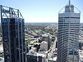 View from 108 St Georges Terrace, Perth 12 (E37@OpenHousePerth2014).JPG