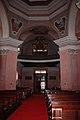 Villach - Heiligenkreuzkirche - Blick zur Orgelempore.jpg