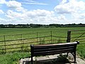 Village seat on Church road, Stevington - geograph.org.uk - 1355194.jpg
