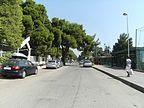 Włochy - Kalabria, Villapiana, Widok z Lido Hamar