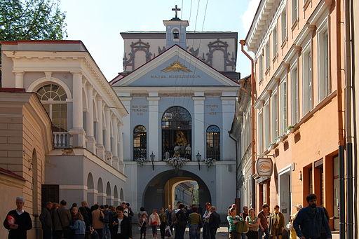 Vilnius Dawn Gate