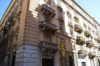 Forni della Signoria - The precise site of the Vincenti Building where the bakery stood