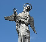 Estatua de la Virgen de Quito