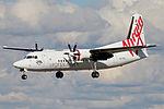 Virgin Australia Regional Airlines Fokker F50 on final approach at Perth Airport.jpg