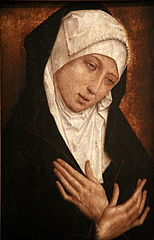 Virgin in Sorrow