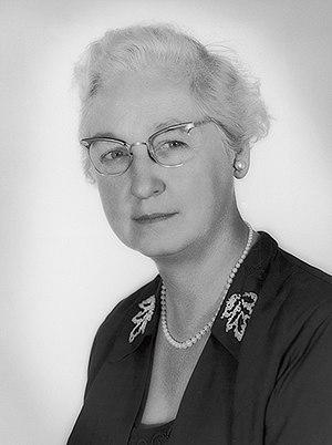 Virginia Apgar - Virginia Apgar (July 6, 1959)