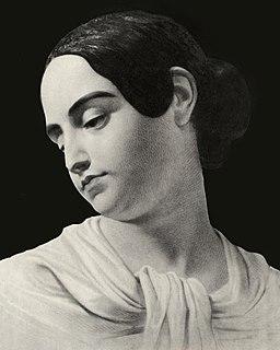 Virginia Eliza Clemm Poe Wife of Edgar Allan Poe