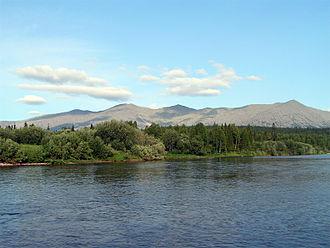 Perm Krai - Vishera River