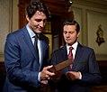 Visita Oficial del Primer Ministro de Canadá, Justin Trudeau (37630813472).jpg