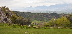 Vista de Petrela, Albania, 2014-04-17, DD 12.JPG