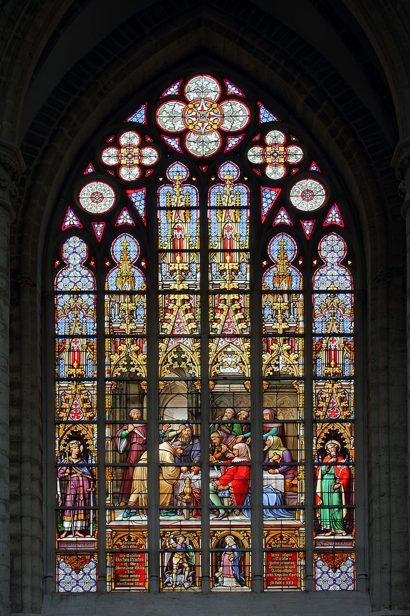 https://upload.wikimedia.org/wikipedia/commons/thumb/2/25/Vitrail02_-_Saints-Michel-et-Gudule.JPG/800px-Vitrail02_-_Saints-Michel-et-Gudule.JPG
