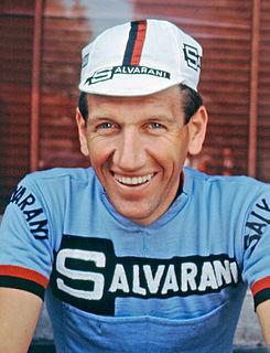 Vittorio Adorni Italian cyclist