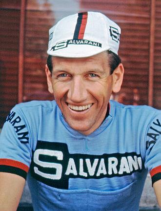 Vittorio Adorni - Adorni at the 1966 Giro d'Italia