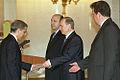 Vladimir Putin with Dimitrios Paraskevopoulos.jpg