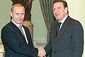 Vladimir Putin with Gerhard Schroeder-13.jpg