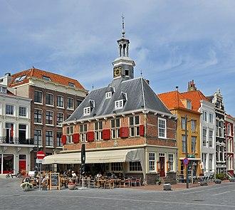 Vlissingen - Image: Vlissingen Beursgebouw R01