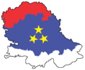 Vojvodina flag map transparent.png