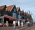 Volendam, haven 154-156 in 2010.JPG