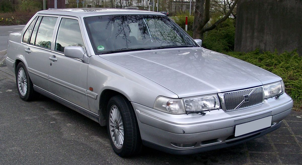 Volvo 960 turbo