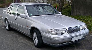 Volvo 900 Series Range of executive cars made by Volvo Cars