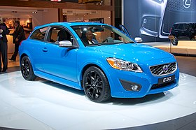 Image illustrative de l'article Volvo C30