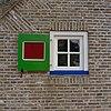 voorgevel, raam met luik - rouveen - 20330224 - rce
