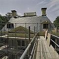 Voorzijde huis gezien vanaf de steigers - 's-Graveland - 20396565 - RCE.jpg