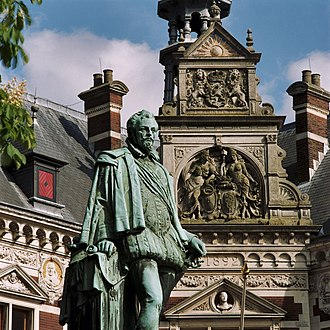 Johann VI, Count of Nassau-Dillenburg - Statue of Johann VI in Utrecht.