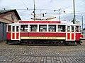 Vozovna Střešovice, tramvaj 2110 (01).jpg