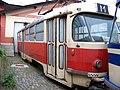 Vozovna Střešovice, tramvaj 6339, sklad.jpg