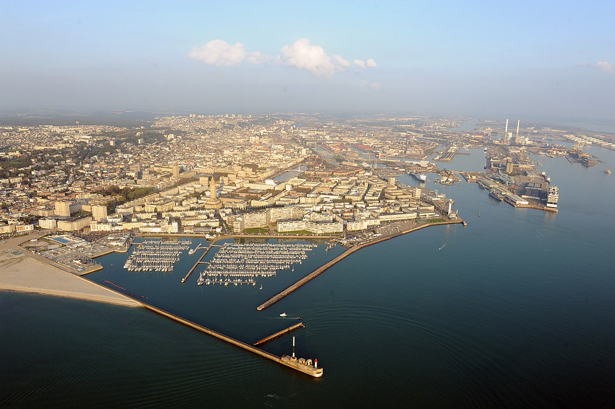 Grand Port Maritime Du Havre Wikipedia